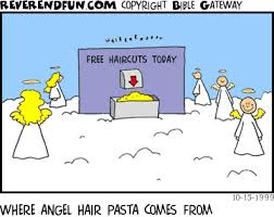HUMOR IN HEAVEN